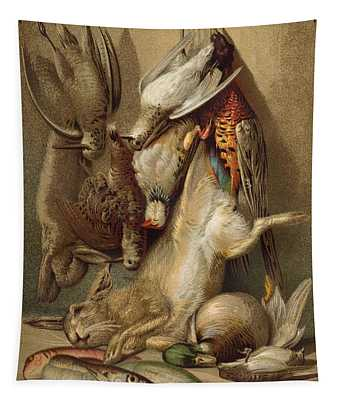 Woodcock Drawings Wall Tapestries