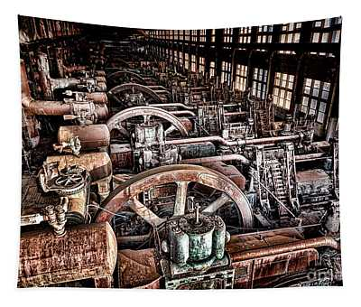 The Industrial Age Tapestry
