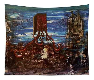 The Inhuman Condition Tapestry