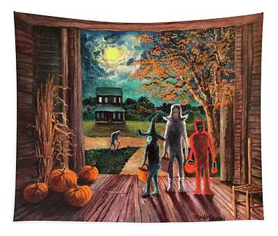 The Intruder Tapestry