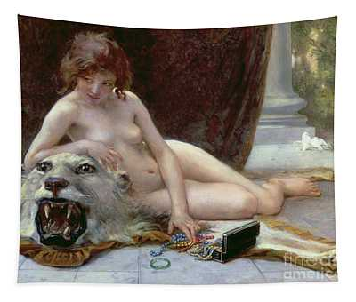 Sexual Paintings Wall Tapestries