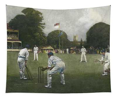 The Kent Eleven Champions, 1906 Tapestry