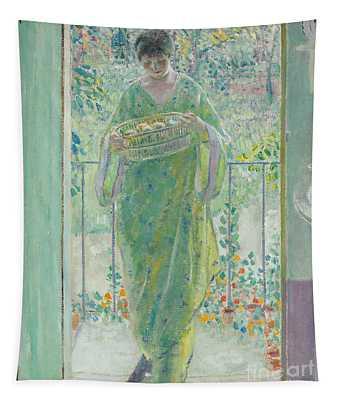 The Kitchen Door Tapestry