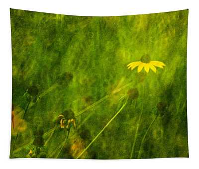 The Last Black-eyed Susan Tapestry