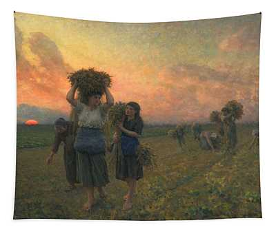 The Last Gleanings Tapestry