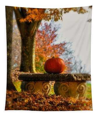 The Last Pumpkin Tapestry