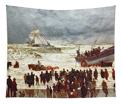The Lifeboat Tapestry