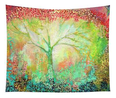 The Light Within Tapestry