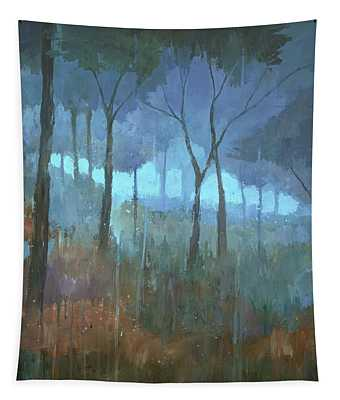 The Lost Trail Tapestry