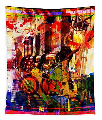 The Machine Age Tapestry