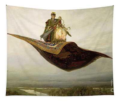The Magic Carpet Tapestry