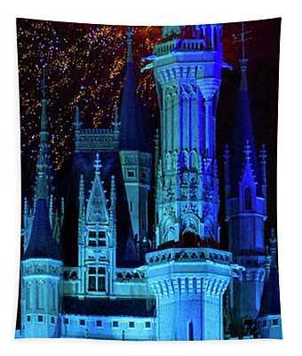 The Magic Of Disney Tapestry
