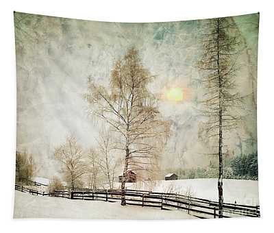 The Magic Of Winter Tapestry