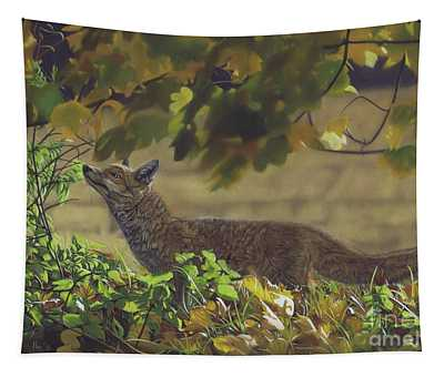 The Fantastic Mr Fox Tapestry