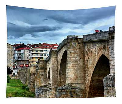 The Majestic Ponte Vella Tapestry