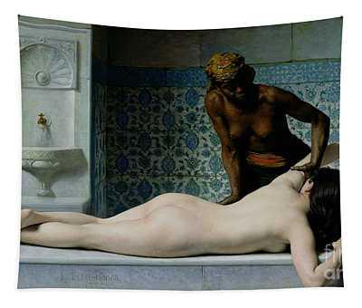 Bath Paintings Wall Tapestries