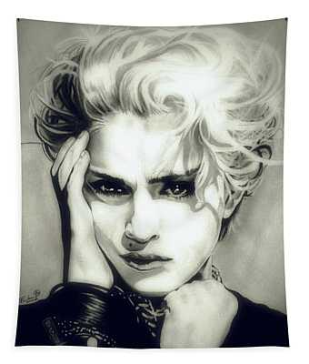The Material Girl Tapestry