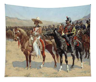 The Mexican Major Tapestry