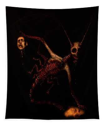 The Murder Bug - Artwork Tapestry