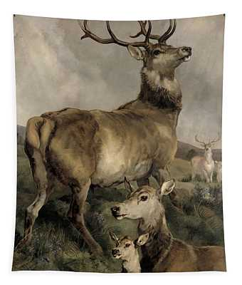 The Noble Beast Tapestry
