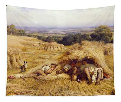 The Noonday Rest Tapestry