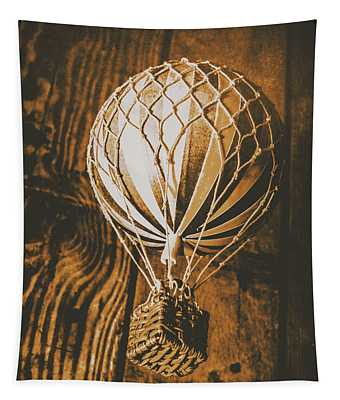 The Old Airship Tapestry