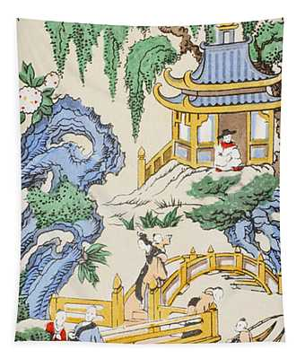 Decorative Drawings Wall Tapestries