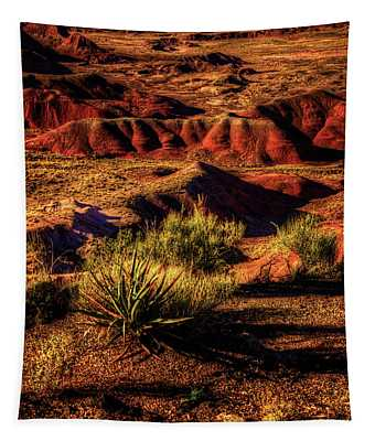 The Painted Desert From Kachina Point Tapestry