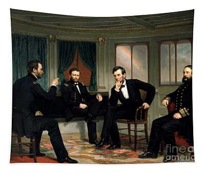 The Peacemakers, 1865 Tapestry
