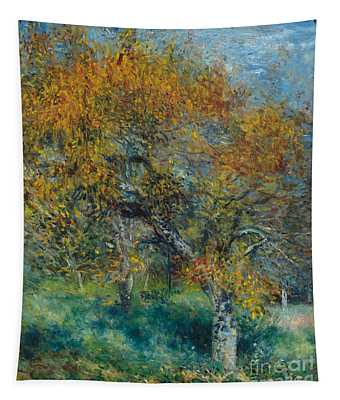 The Pear Tree Tapestry