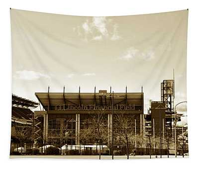 The Philadelphia Eagles - Lincoln Financial Field Tapestry