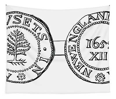 The Pine-tree Shilling, Currency In The Tapestry