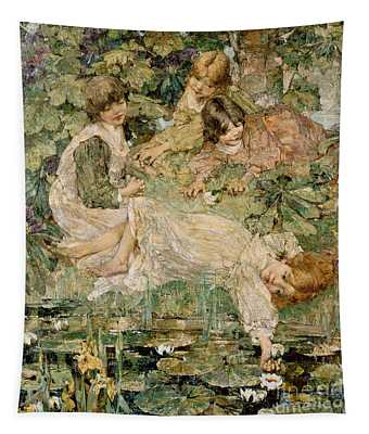 The Pool Tapestry