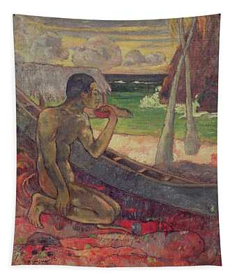 The Poor Fisherman Tapestry