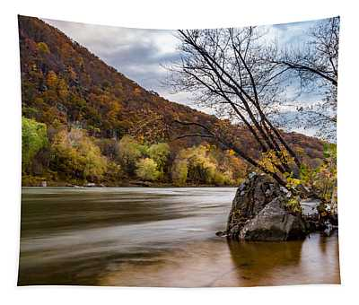 The Shenandoah In Autumn Tapestry