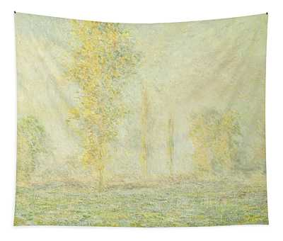 The Prairie In Giverny Tapestry