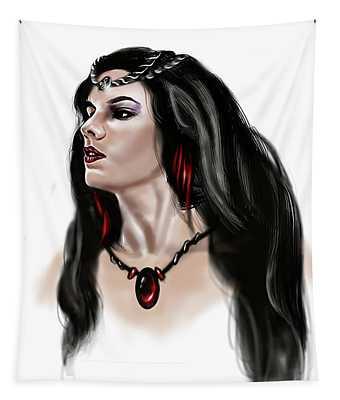 The Princess Morgana Tapestry