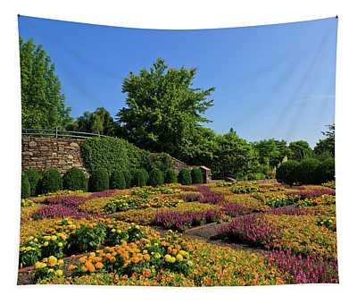 The Quilt Garden Tapestry