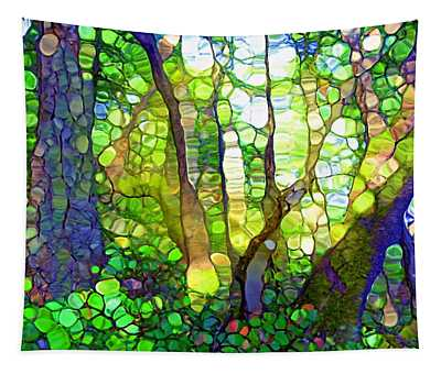 The Rainforest Tapestry