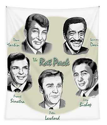 The Rat Pack Tapestry