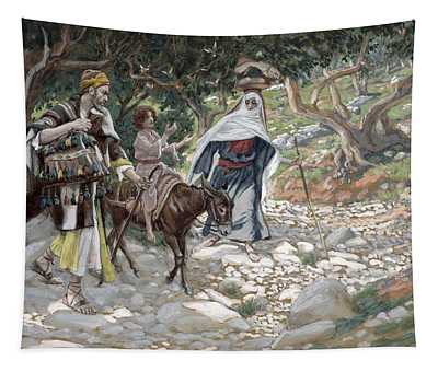 The Return From Egypt Tapestry