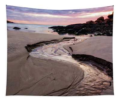 The River Good Harbor Beach Tapestry