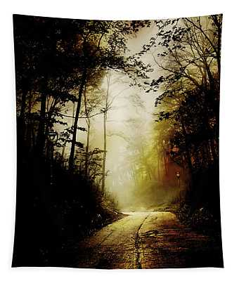 The Road To Hell Take 2 Tapestry