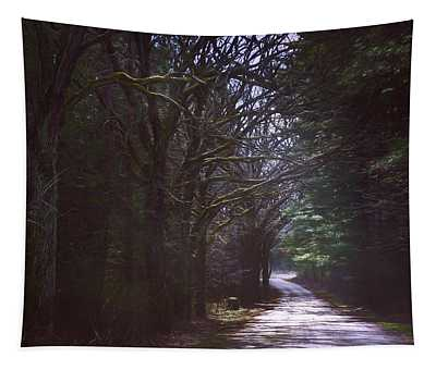 The Road To Somewhere Tapestry