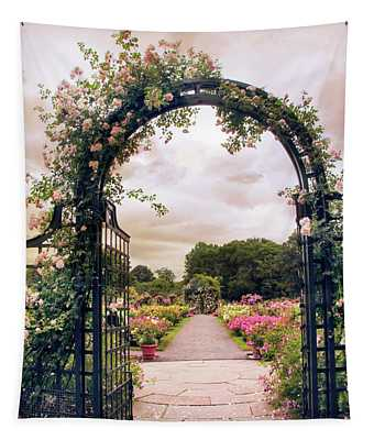 The Rose Allee Tapestry