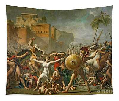 The Sabine Women Tapestry
