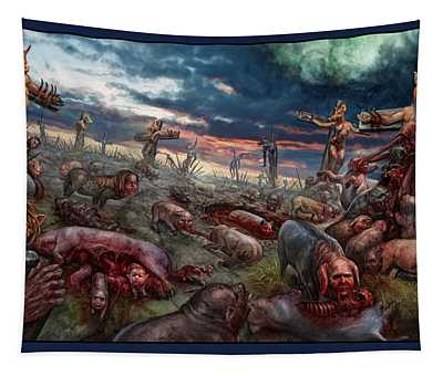 The Sacrifice Tapestry