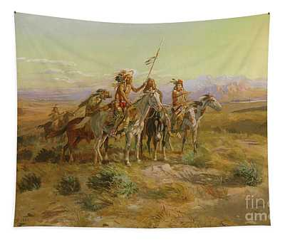 The Scouts Tapestry