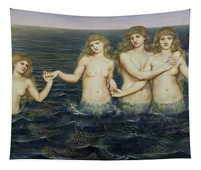The Sea Maidens Tapestry