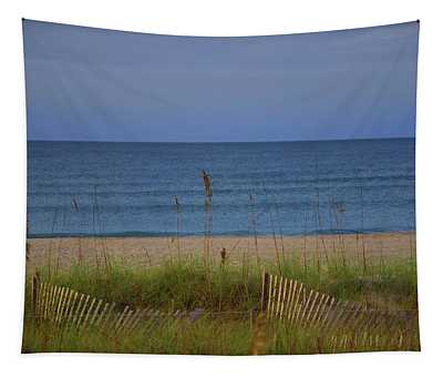 The Sea Shore Line Tapestry